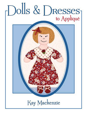 Front Cover of Dolls & Dresses to Applique